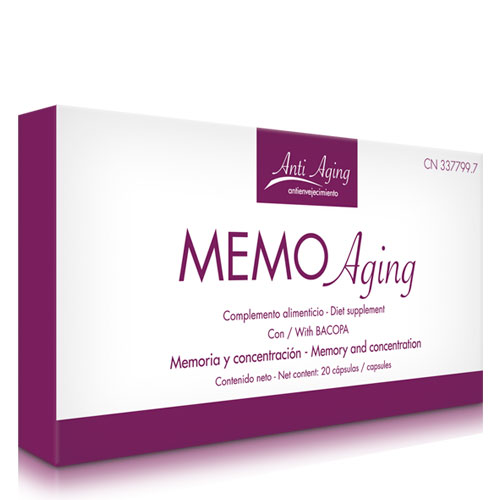 Estuche Memo Aging