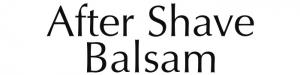 Logo After Shave Balsam