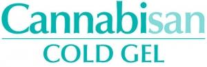 Logo Cannabisan cold gel
