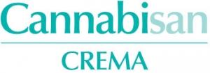 Logo Cannabisan crema