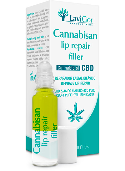 Imagen de Cannabisan Lip Repair de laboratorios Lavigor