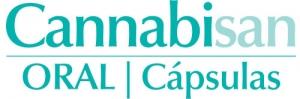 Logotipo cannabisan oral cápsulas