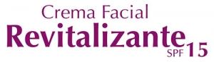 Logo Crema Facial Revitalizante spf 15
