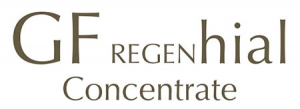 Logotipo GF regenhial Concentrate