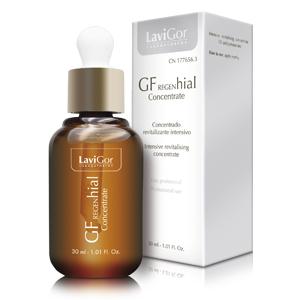 Envase GF Regenhial Concentrate. revitalizante y regenerante