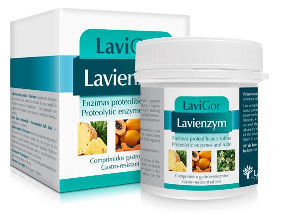 Bote de comprimidos para resolver trastornos inflamatorios.