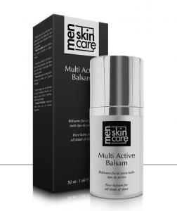 Envase Multi Active Balsam, facial para todo tipo de pieles