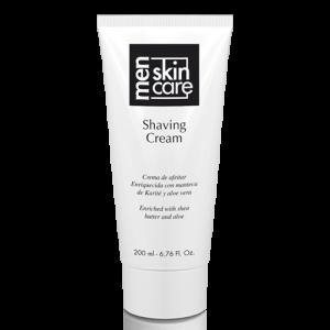 Envase Shaving Cream para el afeitado