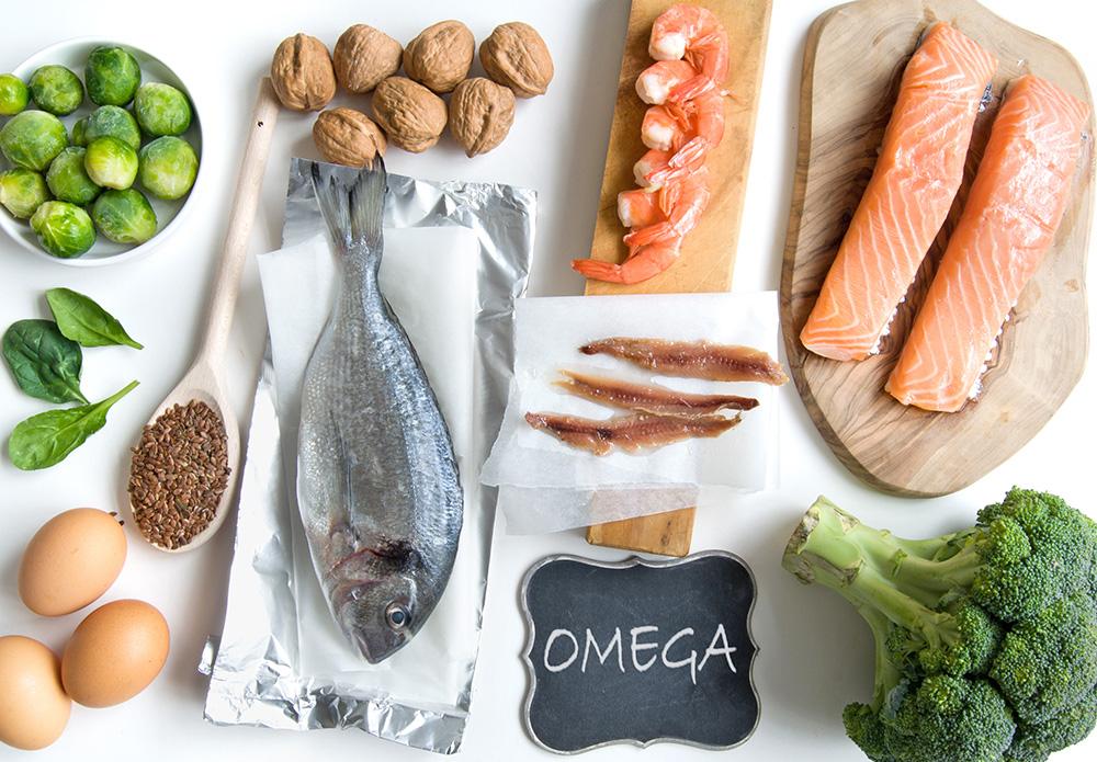 Resultado de imagen de Ácidos grasos omega-3: mejoran las conexiones