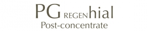 Logo PG Regenhial Post-concentrate
