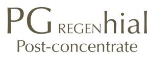 Logo PG Regenhial Post-concentrate