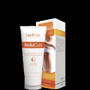 Envase ReduCure, crema corporal reductora