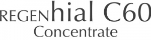 Regenhial C60 Concentrate logo