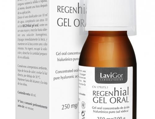 Evolución de tratamiento con R1 Anginacid gotas + Regenhial Gel Oral