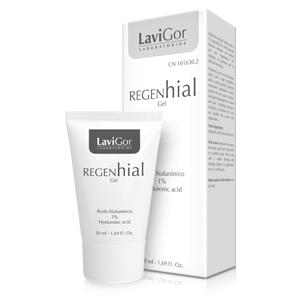 Envase Regenhial Gel de ácido hialurónico para hidratación intensiva