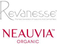 Logos Revanesse y Neauvia