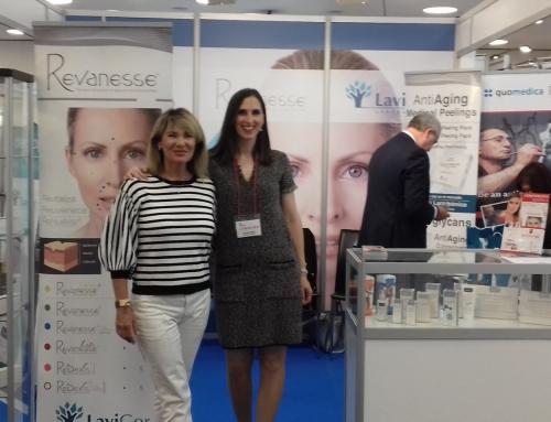 Lavigor presentó novedades en el Congreso Jornadas Mediterráneas de Medicina Estética